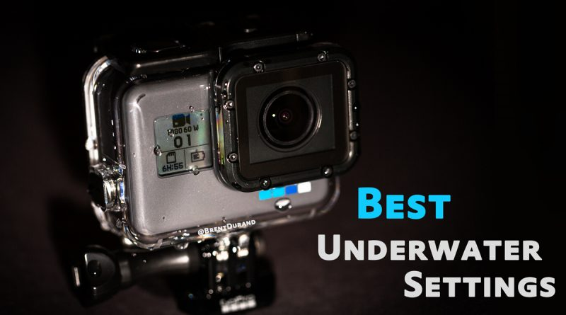 Best GoPro Underwater Video Settings