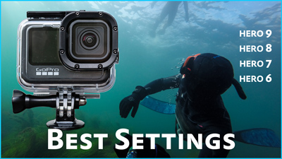 GoPro Best Underwater Video Settings