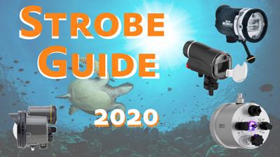 2020 underwater strobe comparison