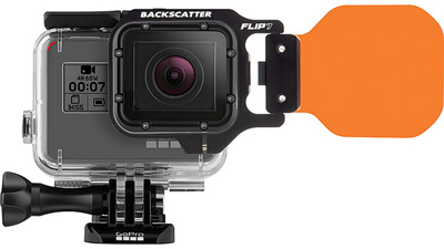 Backscatter Flip7 GoPro Filter