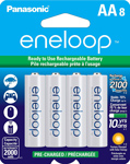 panasonic eneloop batteries for underwater strobes