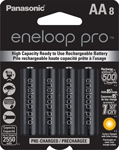 panasonic eneloop pro batteries -best for underwater strobes