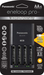 panasonic eneloop pro batteries with charger -best for underwater strobes.