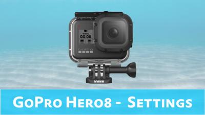 GoPro HERO8 for Underwater Video