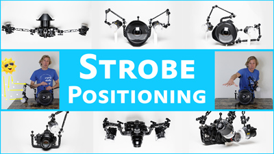 Underwater Strobe Positioning Video Tutorial
