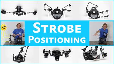 Underwater Strobe Positioning Video Tutorial