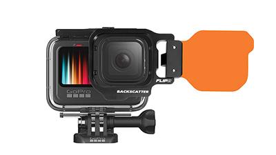 Backscatter FLIP8/9 GoPro Filter