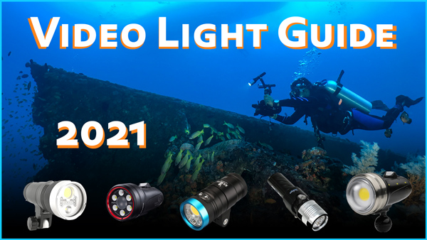 Best Underwater Video Lights Guide promo