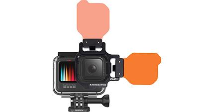 Backscatter FLIP9 Two Filter Kit for GoPro